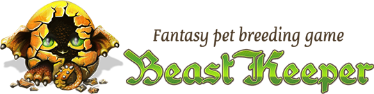 BeastKeeper - fantasy pet breeding game