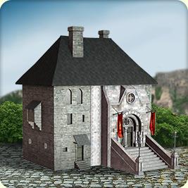 Townhall (lvl 2)