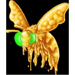 Honey golem