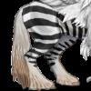 Zebra Hippogryph Rump