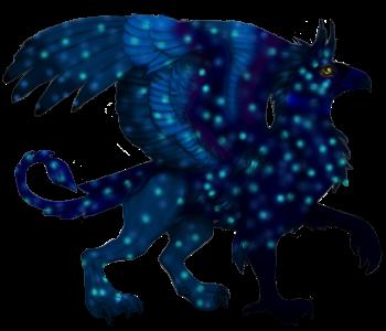Twilight Glow (blue)